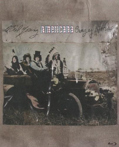 Neil Young & Crazy Horse - Americana [Blu-ray] [2012] (Blu-ray)