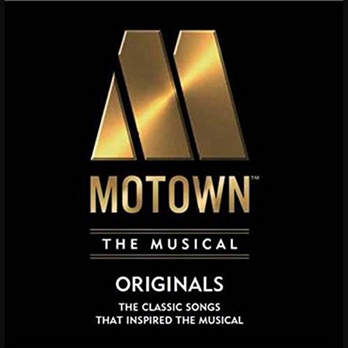 Various Artists - Motown the Musical (Originals - The Classic Songs That Inspired the Broadway Show) (Music CD)