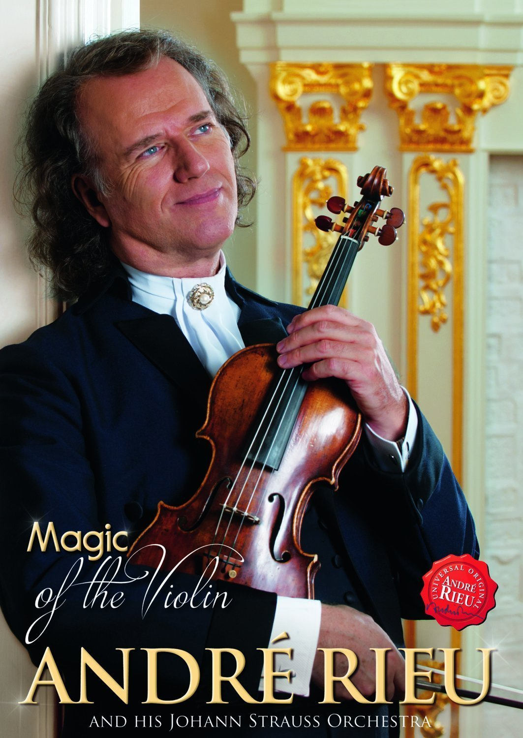Andre Rieu - Magic Of The Violin [2015] (DVD)