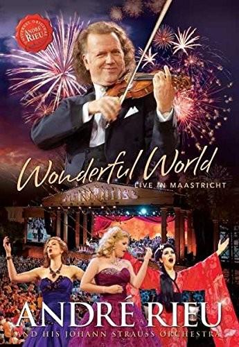 Andre Rieu - Wonderful World (Blu-ray)