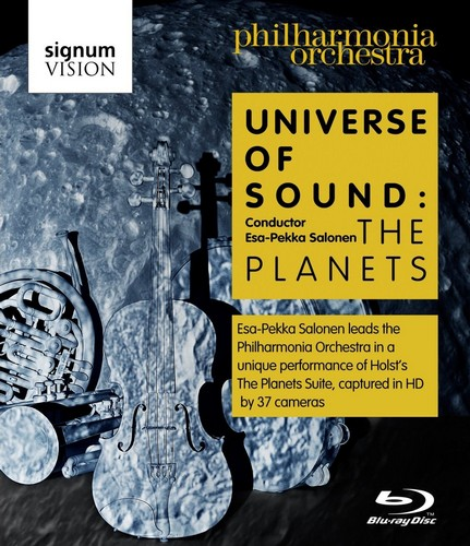 Universe Of Sound - The Planets (Blu-Ray)