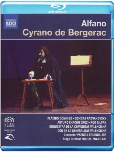 Alfano - Cyrano De Bergerac (Blu-Ray)