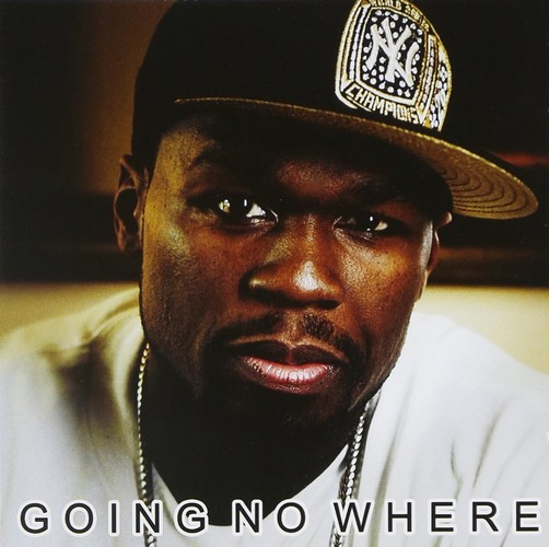 50 Cent - Going No Where (Music CD)