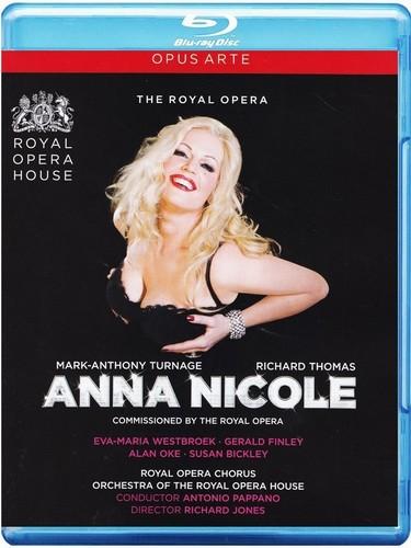 Anna Nicole (Blu-Ray)