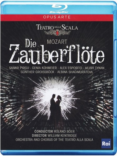 Mozart - Die Zauberflote (Blu-Ray)