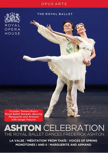 Ashton Celebration - The Royal Ballet Dances Frederick Ashton (Blu-Ray)