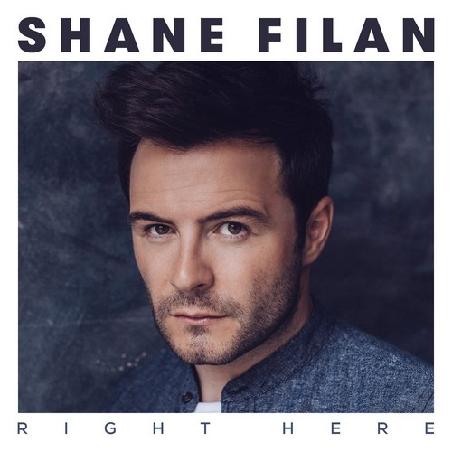 Shane Filan - Right Here (Music CD)