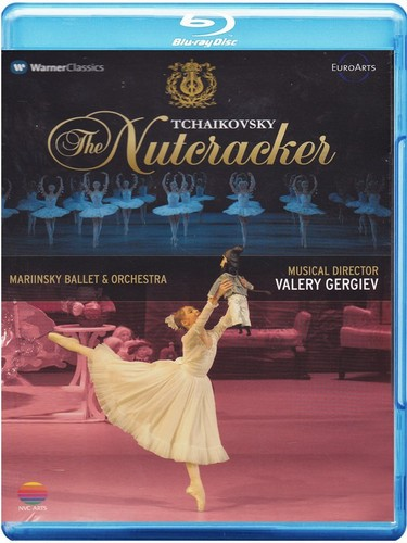 Mariinsky Ballet And Orchestra - The Nutcraker (Blu-Ray)