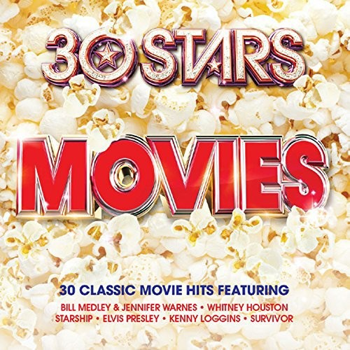 Various Artists - 30 Stars (Movies) (Music CD)