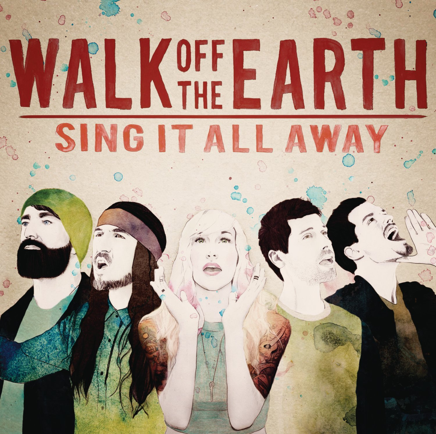 Walk Off the Earth - Sing It All Away (Music CD)