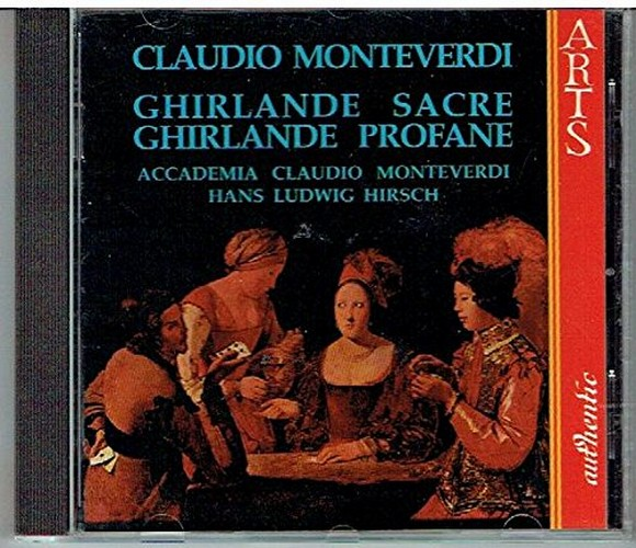 Ghirlande Sacre Ghirlande Pro (Music CD)