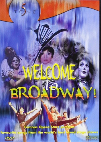 Welcome To Broadway (DVD)