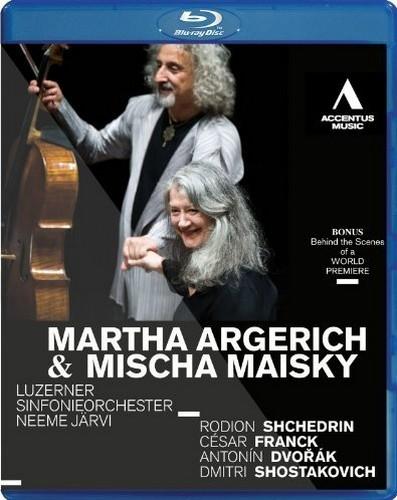 Argerich / Maisky - Romantic Offering (Blu-Ray)