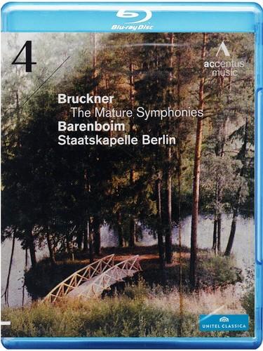 Bruckner - Symphony No. 4 (Blu-Ray)