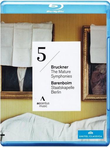 Bruckner - Symphony No.5 (Blu-Ray)