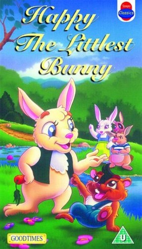 Happy - The Littlest Bunny (Animated) (DVD)