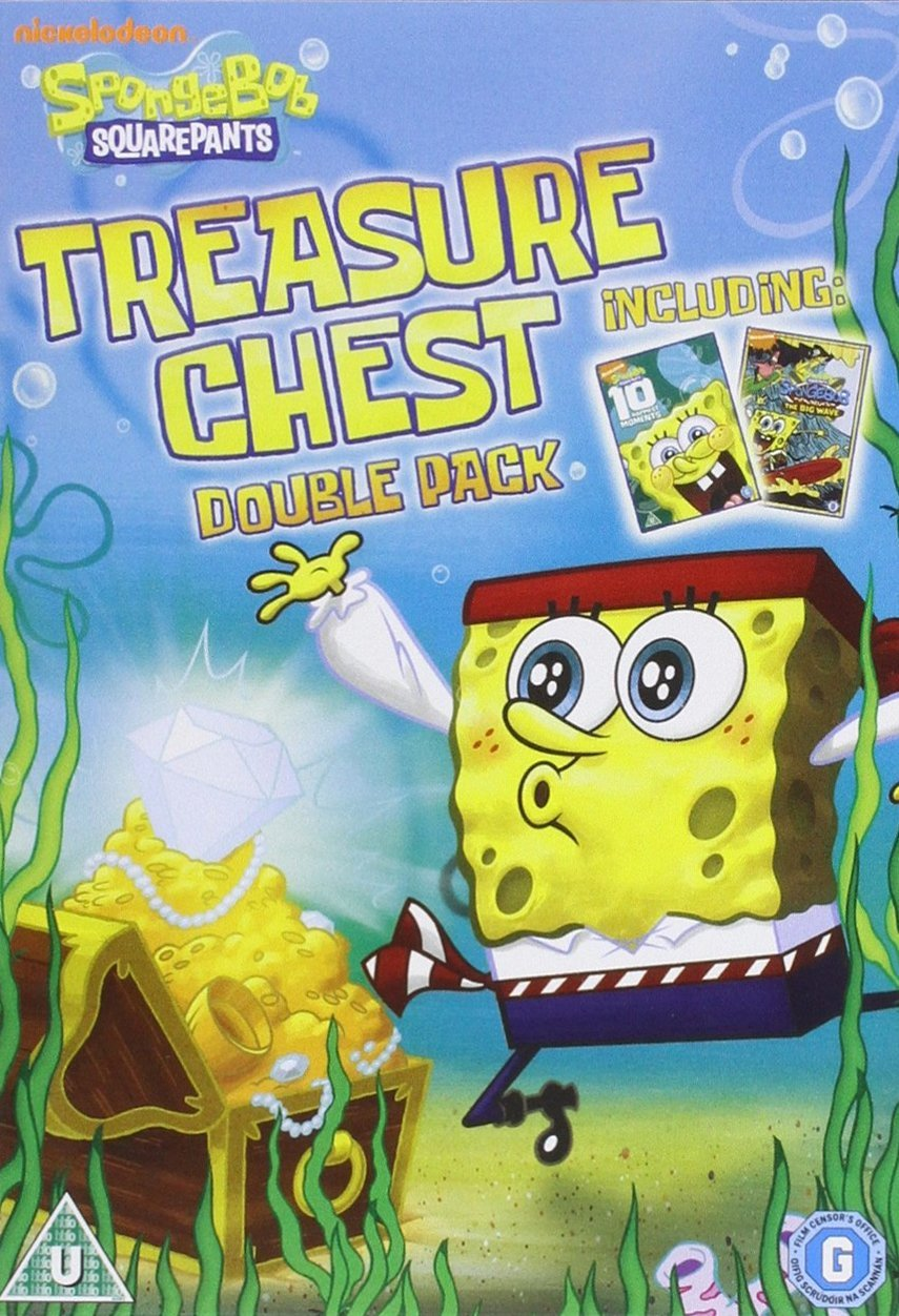 Spongebob Squarepants - Treasure Chest (DVD)