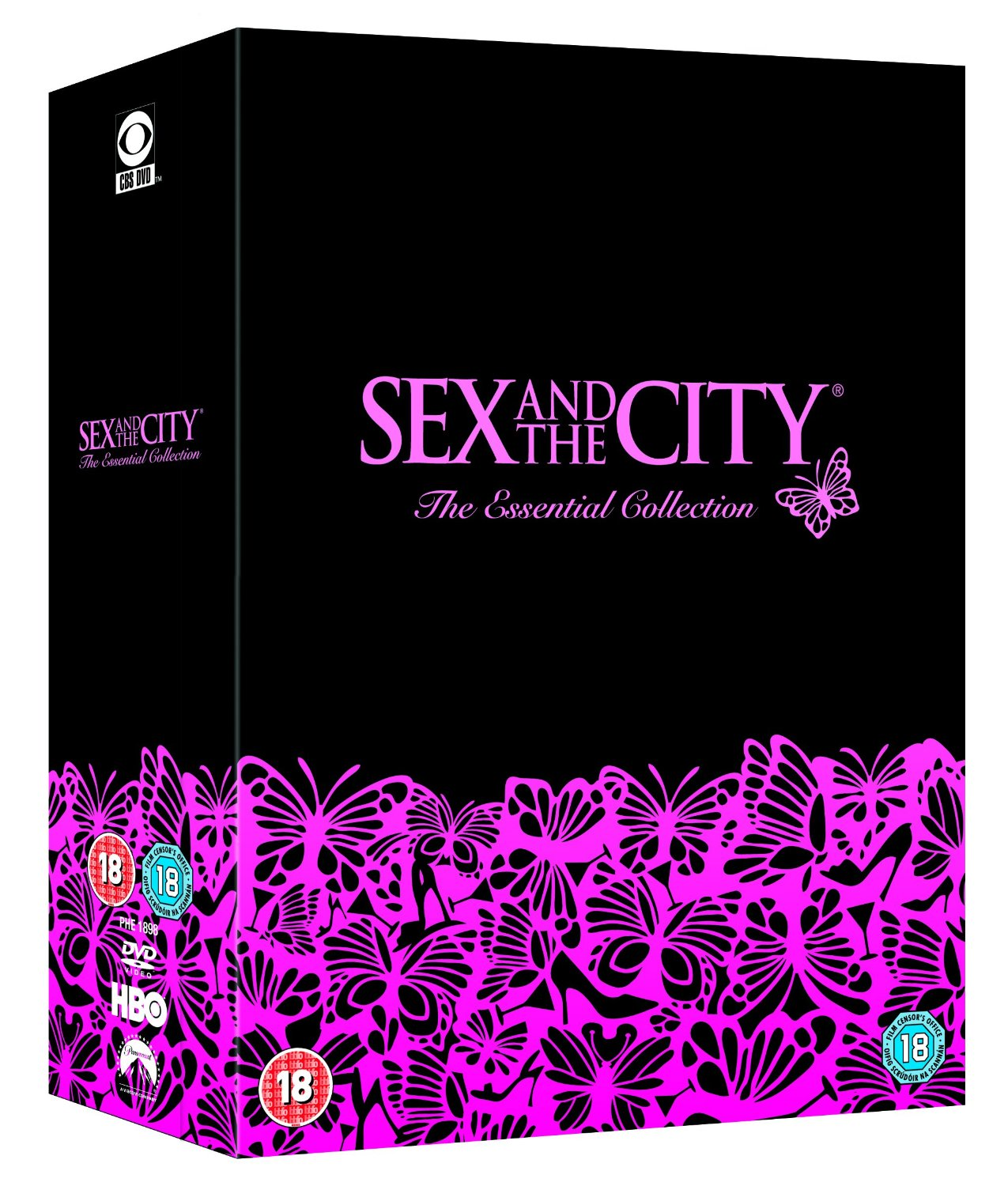 Sex And The City - The Complete Collection (DVD)