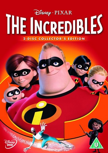 The Incredibles (2 Disc Collector's Edition)