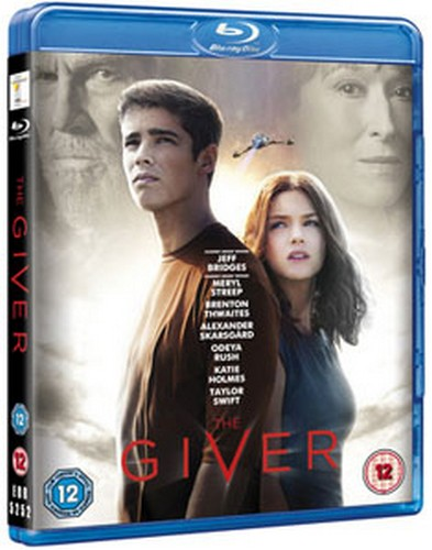 The Giver [Blu-ray]