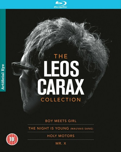 The Leos Carax Collection (Blu-Ray) (DVD)