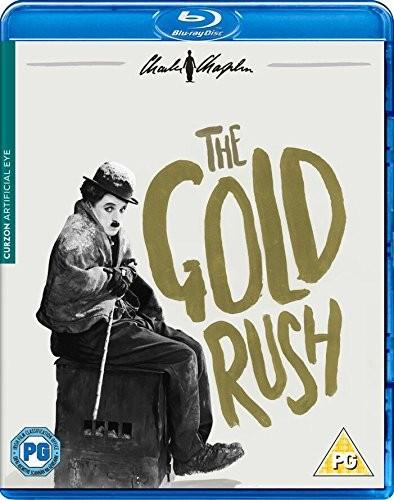 The Gold Rush - Charlie Chaplin (Blu-Ray) (DVD)