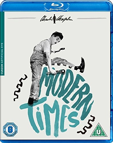 Modern Times - Charlie Chaplin (Blu-Ray) (DVD)