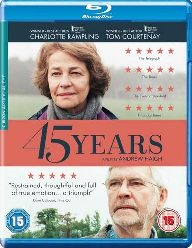 45 Years [Blu-ray]