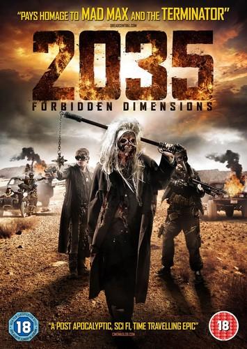 2035: Forbidden Dimensions (DVD)