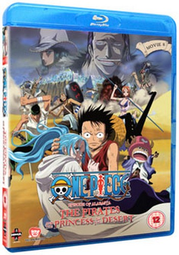 One Piece - The Movie: Episode Of Alabasta (Blu-ray)
