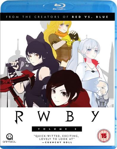RWBY: Volume 2 (Blu-ray)