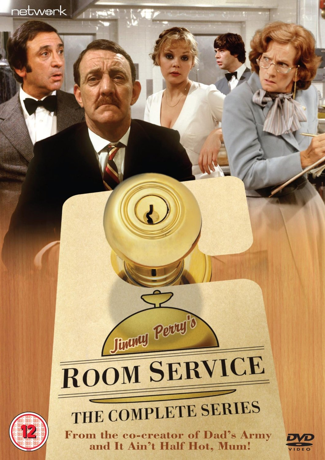 Room Service: The Complete Series (DVD)