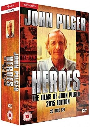 John Pilger: Heroes - The Films Of John Pilger 1970-2007 (DVD)