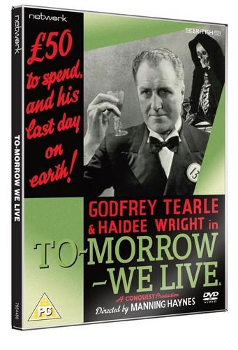 To-Morrow - We Live (DVD)