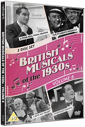 British Musicals Of The 1930s: Volume 6 (DVD)