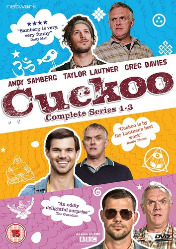 Cuckoo: Complete Series 1 to 3 (DVD)