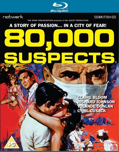 80 000 Suspects (Blu-ray)