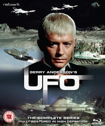 UFO: The Complete Series [Blu-ray] (Blu-ray)
