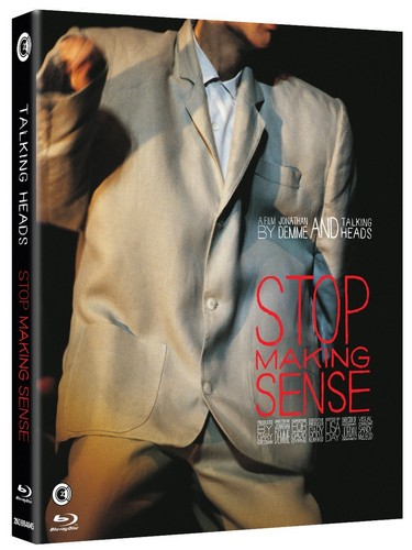 Stop Making Sense - Restored Edition (Limited Edition Packaging) [Blu-ray]