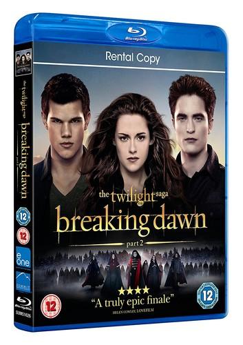 The Twilight Saga: Breaking Dawn Part 2 (Blu-Ray)