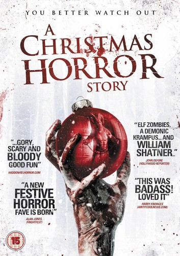 A Christmas Horror Story (DVD)
