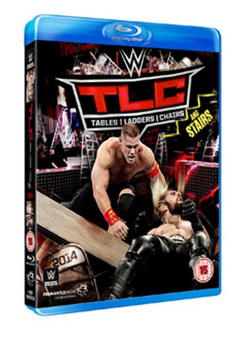 WWE: WWE: TLC: Tables  Ladders & Chairs 2014 (Blu-ray)