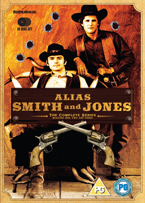 Alias Smith And Jones - Series 1-3 - Complete (DVD)