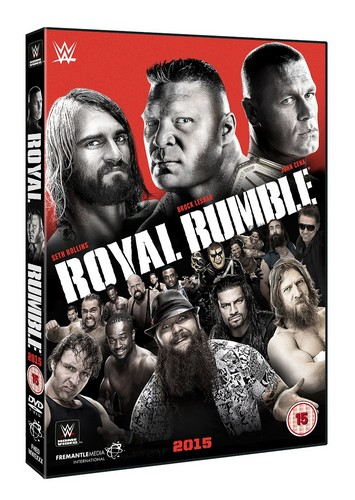 Wwe: Royal Rumble 2015 (DVD)