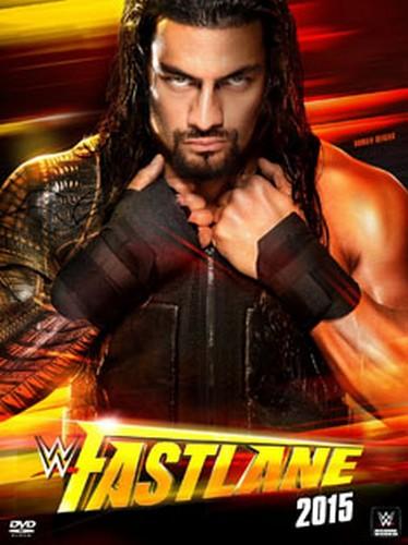 WWE: Fast Lane 2015 (Blu-ray)