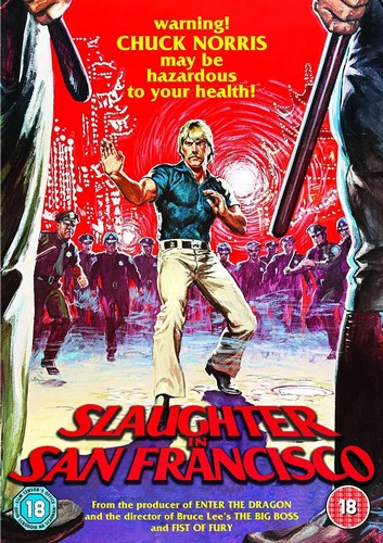 Slaughter In San Francisco (DVD)