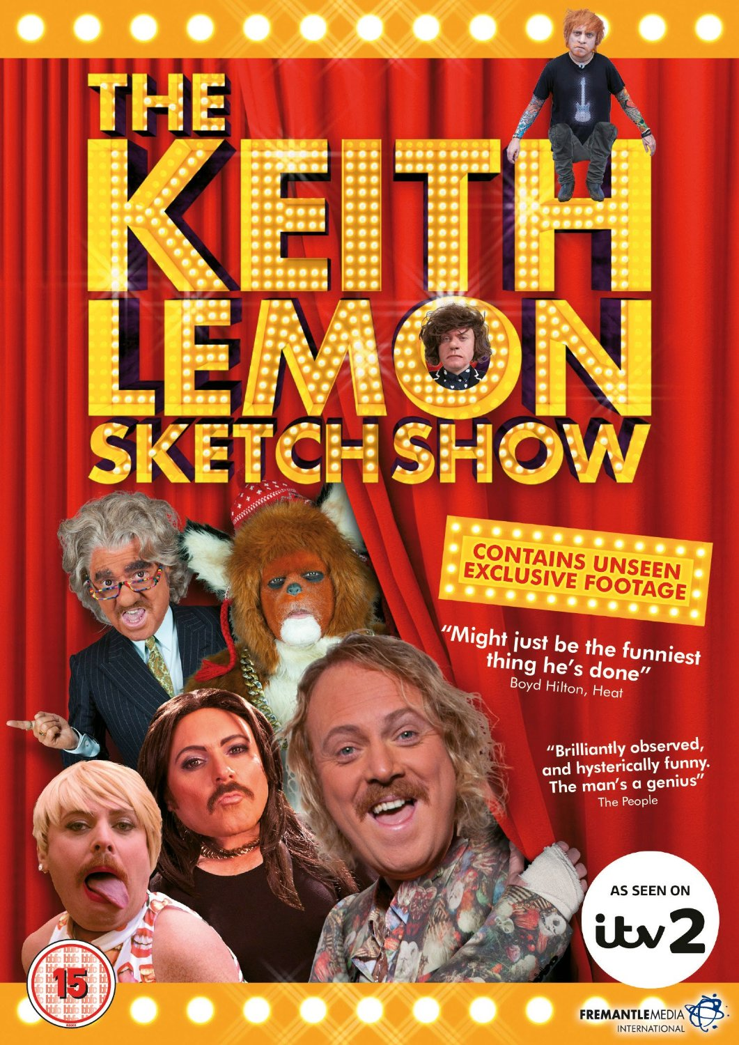 The Keith Lemon Sketch Show - Series 1 (DVD)