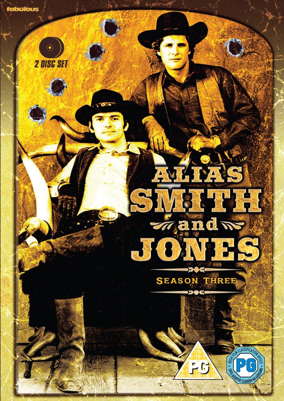 Alias Smith And Jones - Series 3 - Complete (DVD)
