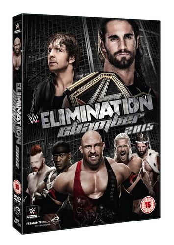 Wwe: Elimination Chamber 2015 (DVD)