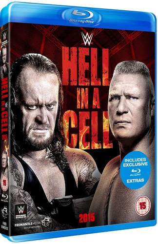 WWE: Hell In A Cell 2015 [Blu-ray]